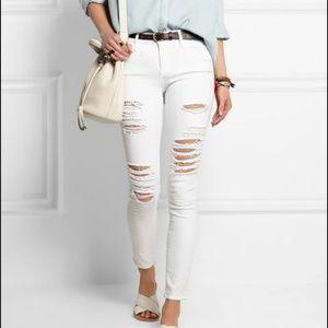 Frame Denim Le Skinny de Jeanne Jeans